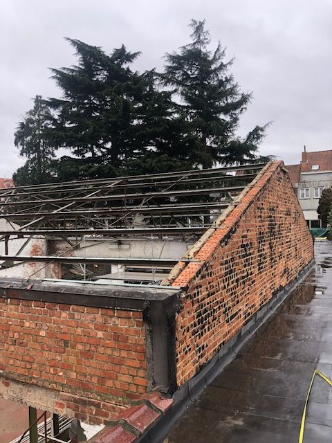 Dent creuse travaux toitures rénovation