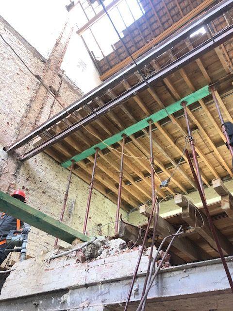 Dent creuse toitures rénovation bruxelles