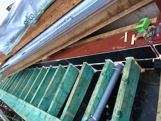 Dent creuse matériaux rénovation bruxelles