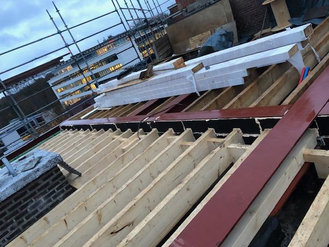 Dent creuse toiture rénovation