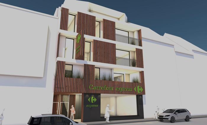 Dent creuse urbanisme 3D georges henri
